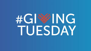 Giving Tuesday - blue