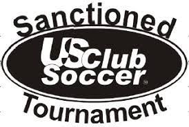 US Club sanctioned Event